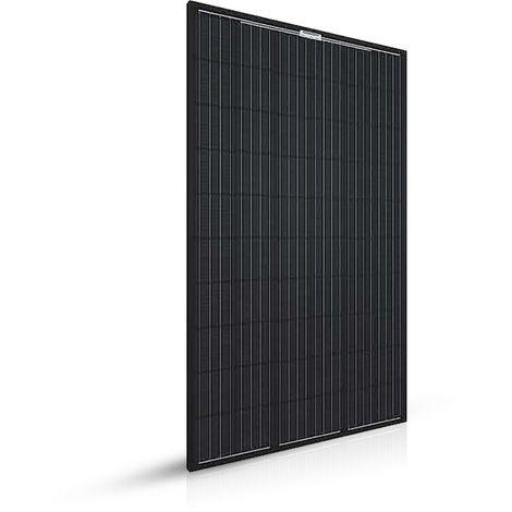 Palette 30 x Panneaux Solaires 310W 24V Monocristalin Full-Black-EcoWatt