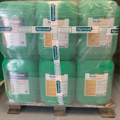Palette X 24 bidons Algimouss 30 litres - Algipro
