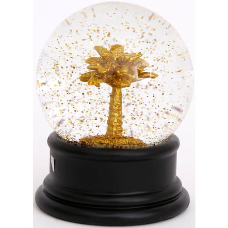 Palm Tree Snow Globe