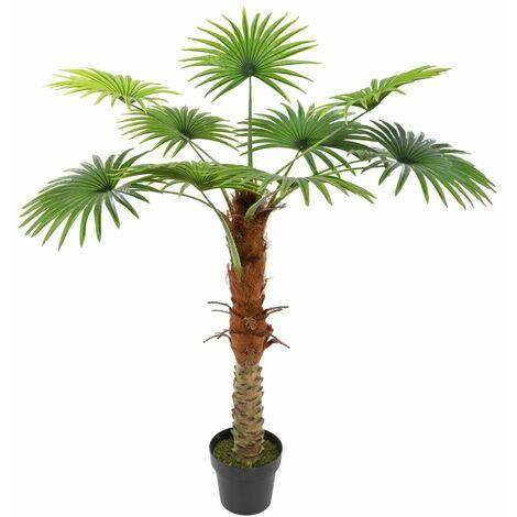 Palmier artificiel 1 Tronc - Vert