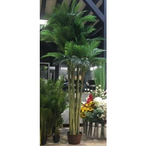 Palmier artificiel 5 troncs - Atmosphera - Palmier