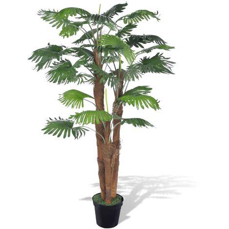Palmier artificiel avec pot 180 cm