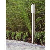 Palo utrecht segnaviali esterno acciaio inox 80cm philips 019090147 01909/01/47