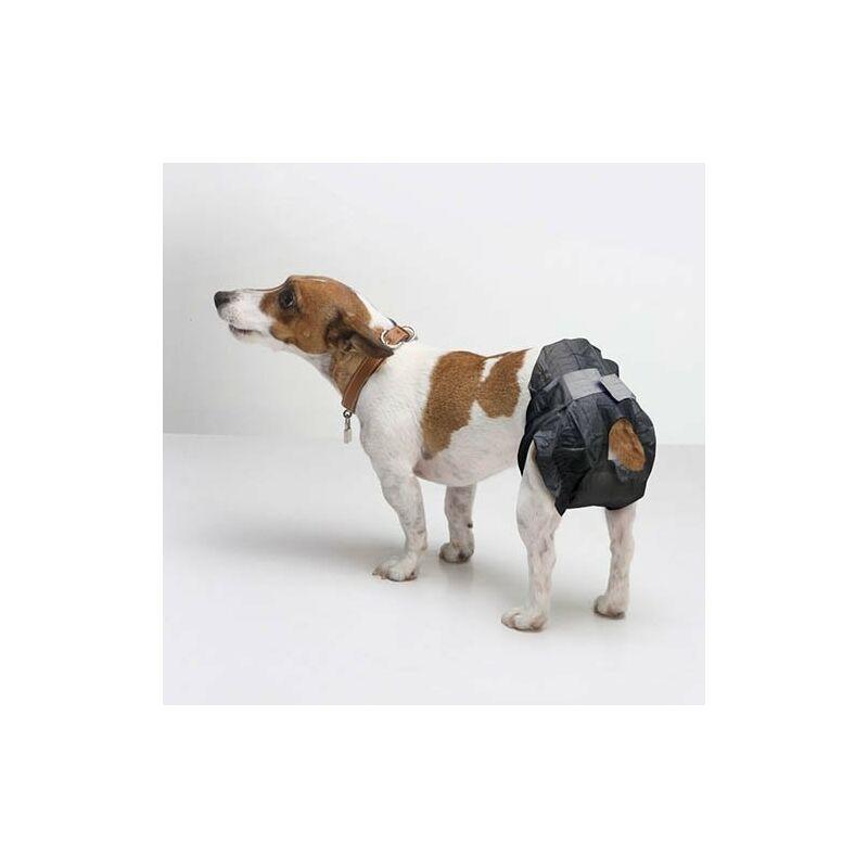 60-70 cm Braguitas perros Negro XL