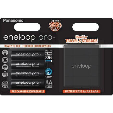 Panasonic accu LR6 eneloop pro, lot de 4 C043381
