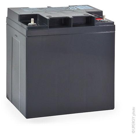 Panasonic - Batería plomo AGM PANASONIC LC-P1228AP FR 12V 28Ah M5-V