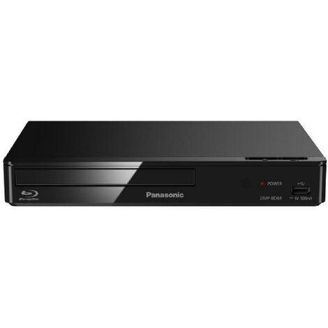PANASONIC DMP-BD84EG Lecteur Blu-Ray - Noir