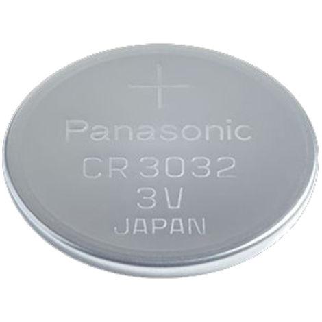 Panasonic Knopfzelle, CR3032, 3 V, 220 mAh