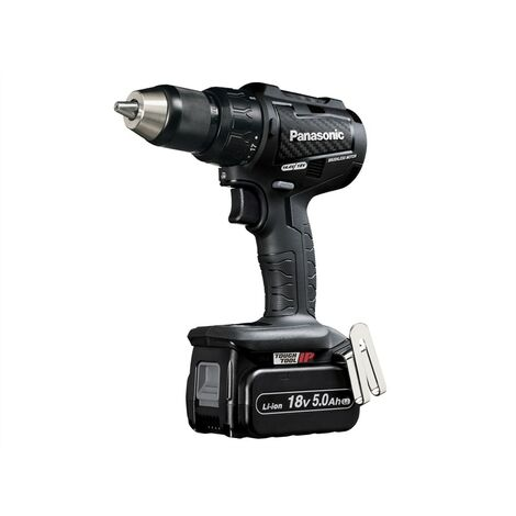 Panasonic PAN79A2LJ2G3 EY79A2LJ2G Brushless Combi Drill 18V 2 x 5.0Ah Li-Ion