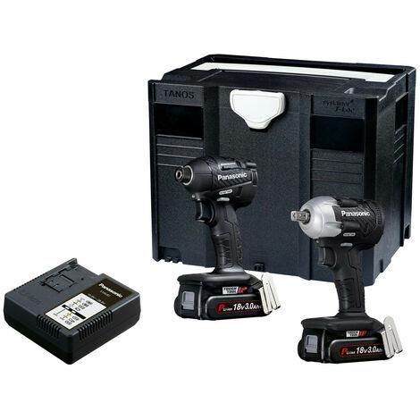 Panasonic PANC230PN EYC230PN2G Twin Pack 18V 2 x 3.0Ah