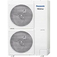 PANASONIC-Unité extérieure Aquarea Total Capacity - 9 KW Chauffage - Monophasé - Réf WH-UX09FE5