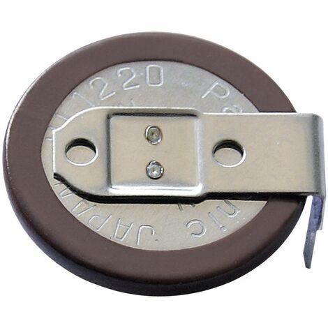 Panasonic VL2020-1HFE Knopfzellen-Akku VL 2020 Lithium 20 mAh 3V 1St. A39251