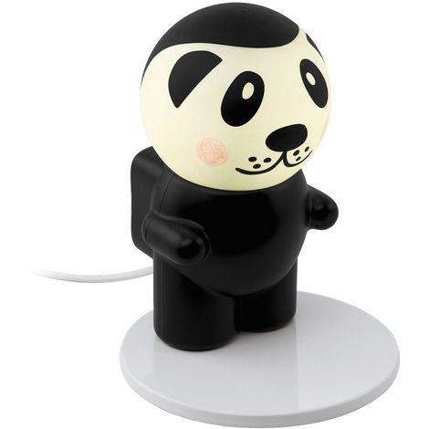Panda Table Lamp For Kids /Children Bedroom Home Decor Steel/Plastic