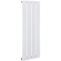 Paneelheizkörper Weiß 311 × 900 mm