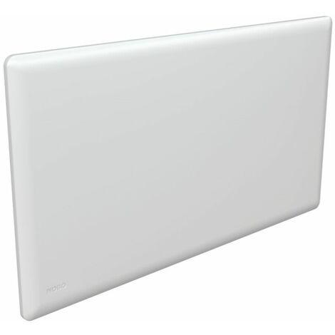 Panel calefactor de pared noruego cm 62,5×9×40 NOBO E82440007 - Blanco