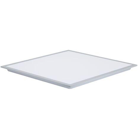 Panel cuadrado retroiluminado 42W blanco -Disponible en varias versiones