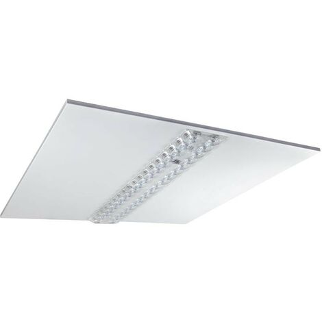 Panel de Beghelli LED 418 M600 luz blanco natural 4000K LP418ED
