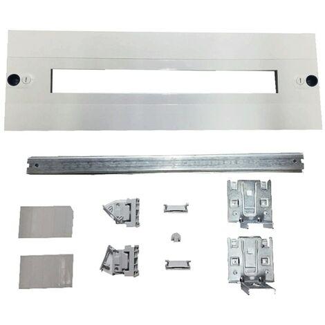Panel de Gewiss acero 600x800 IP55 GW47172