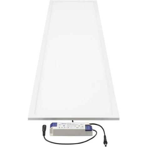 Panel de oficina LED empotrado 300x300, 300x1200, 600x600, 600x1200, 620x620