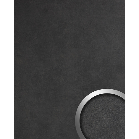 Panel de pared aspecto piedra natural WallFace 19395 CERAMIC GREY Panel decorativo texturado de aspecto piedra mate autoadhesivo gris 2,6 m2
