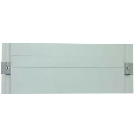 Panel de plástico Bticino MAS160 con ventana, rieles de perfil de sombrero 35 9431/24PL