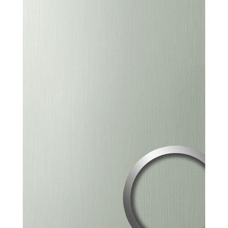 Panel decorativo autoadhesivo resistente al rallado WallFace 15452 DECO Aspecto metal cepillado acero inox 2,60 m2