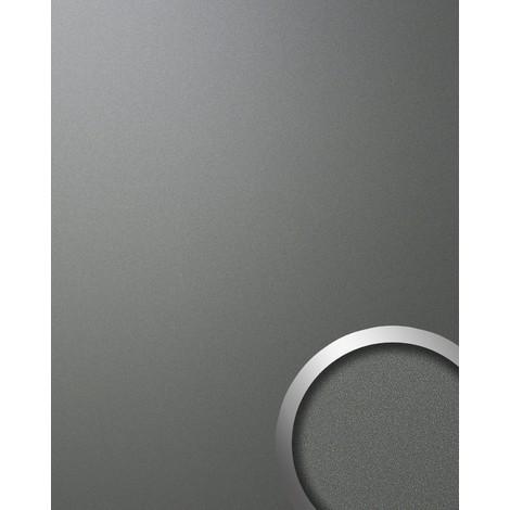 Panel decorativo autoadhesivo WallFace 10389 DECO SMOKE Diseño de plástico gris 2,60 m2