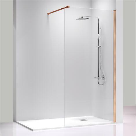 Panel fijo de ducha FRESH Oro rosa