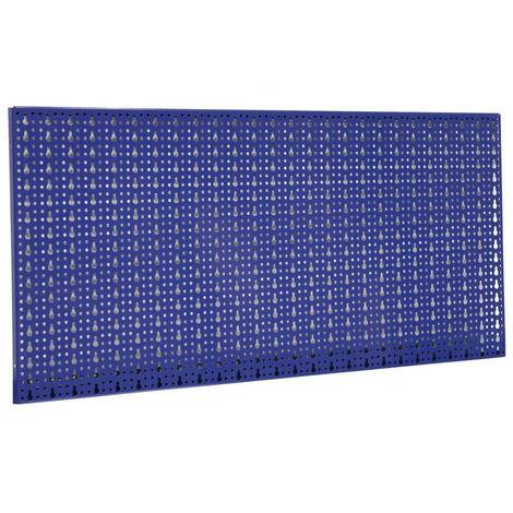 Panel herramientas Acero 09400012