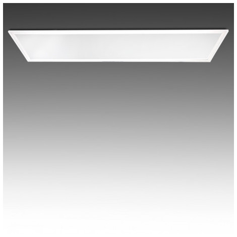 Panel LED 120x30Cm 40W Marco Blanco Driver Lifud