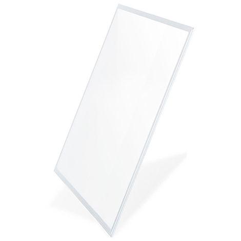 Panel LED 120X60 cm 80W 6500LM Marco Blanco LIFUD 5 Años de Garantía