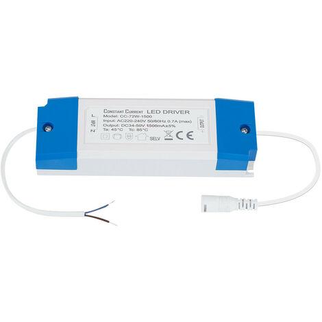 Panel LED 120x60cm 63W 6300lm Blanco Frío 5500K - 6000K - Blanco Frío 5500K - 6000K