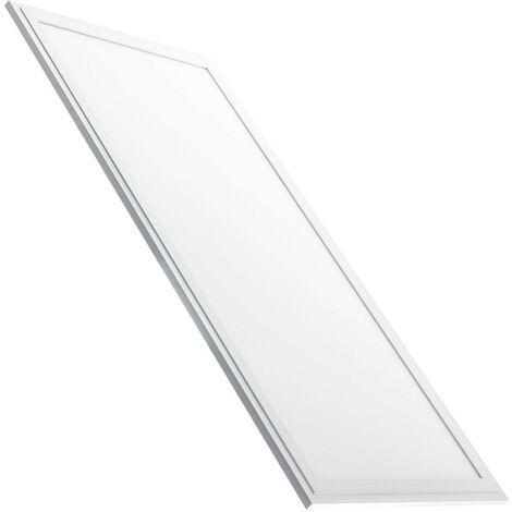 Panel LED 120x60cm 72W 7200lm Blanco Neutro 4000K - 4500K - Blanco Neutro 4000K - 4500K