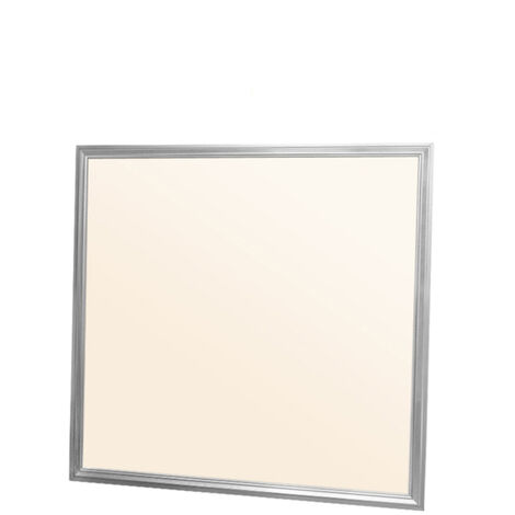 Panel LED 36W 60x60 encastrable techo lámpara superficie cuadrado blanco cálido