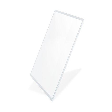 Panel LED 60X30 cm 24W Marco Blanco