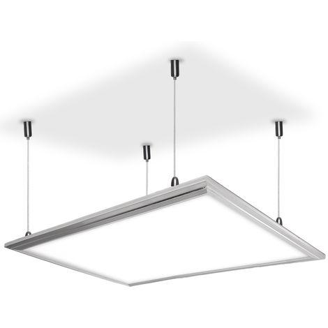 Panel LED  60x30Cm 22W 2100Lm 30.000H