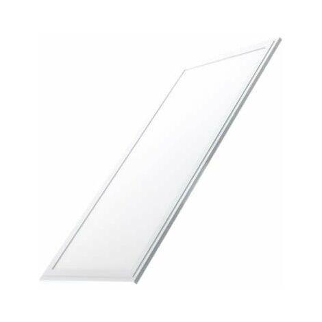 Panel LED 60x30cm Marco Blanco