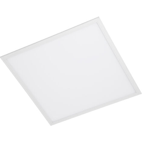 PANEL LED 60X60 EMPOTRABLE 42W MARCO BLANCO 3190LM 4000K
