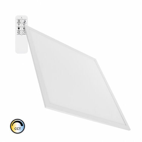 Panel LED 60x60cm 40W 3600lm Slim Regulable CCT Seleccionable Seleccionable (Cálido-Neutro-Frío) - Seleccionable (Cálido-Neutro-Frío)