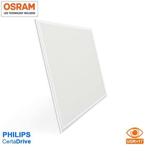 Panel LED 60x60cm 44W UGR -17