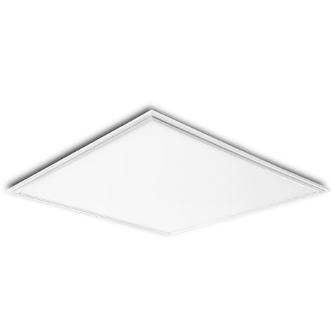 Panel LED 60x60Cm Marco Blanco 36W 3623Lm UGR 19 30.000H
