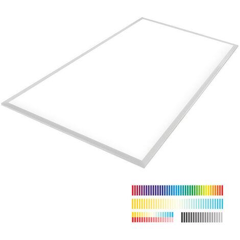 Panel LED Backlit 65W, RGB + CCT, 60x120cm, RGB + Blanco dual - RGB + Blanco dual