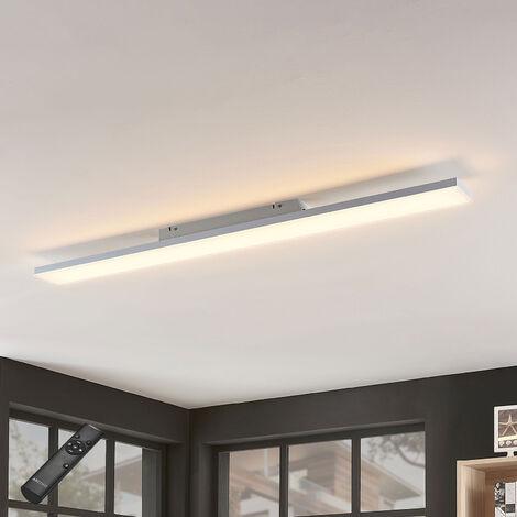 Panel LED Blaan CCT control remoto 119,5 x 10 cm