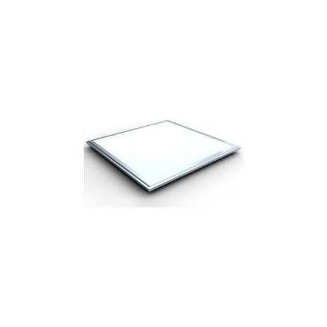 Panel led cuadrado 30 x 30 x 1 cm blanca 18W neutro 27/42v alta intensidad