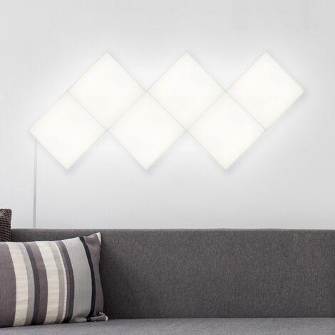 Panel LED Cuadrado 30x30cm 9.5W 800lm Extensión Blanco Neutro 4000K - 4500K