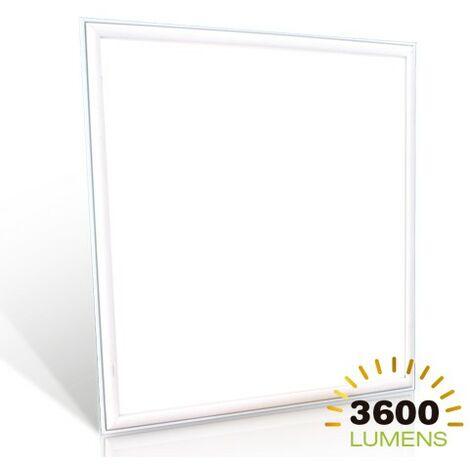Panel Led cuadrado de 45W 595 mm x 595 mm