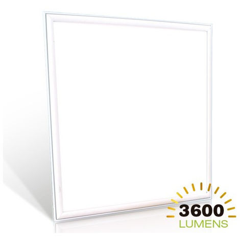 Panel LED cuadrado Samsung PRO 45W 595 mm x 595 mm