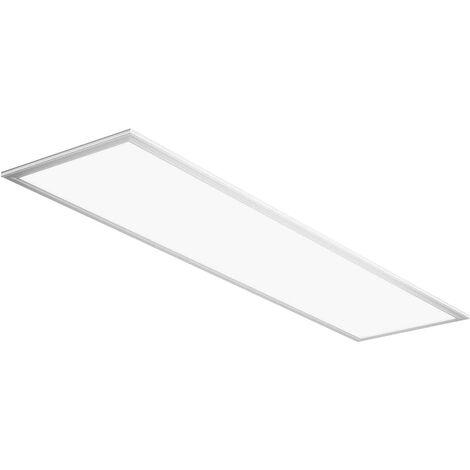 Panel LED De Iluminación Para Techo Lámpara 40W 3800 lm 3 Temperaturas 120x30 cm