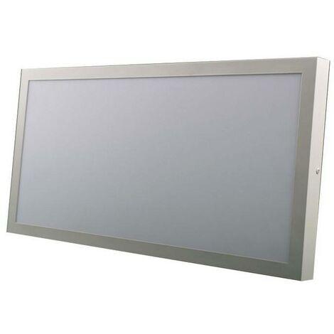 Panel LED de superficie 60x30cm 24W 1850lm driver LIFUD