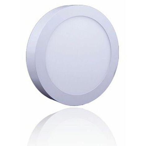 Panel led de superficie circular de Roblan